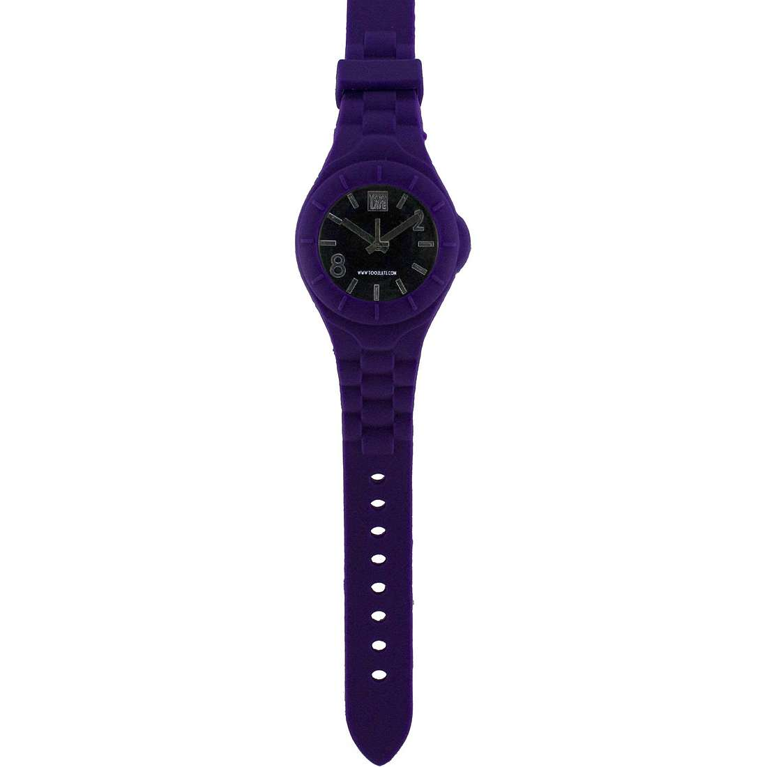 orologio solo tempo unisex Too late Mash-up M015N