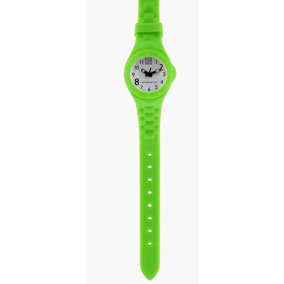 orologio solo tempo unisex Too late Mash-up MS001B