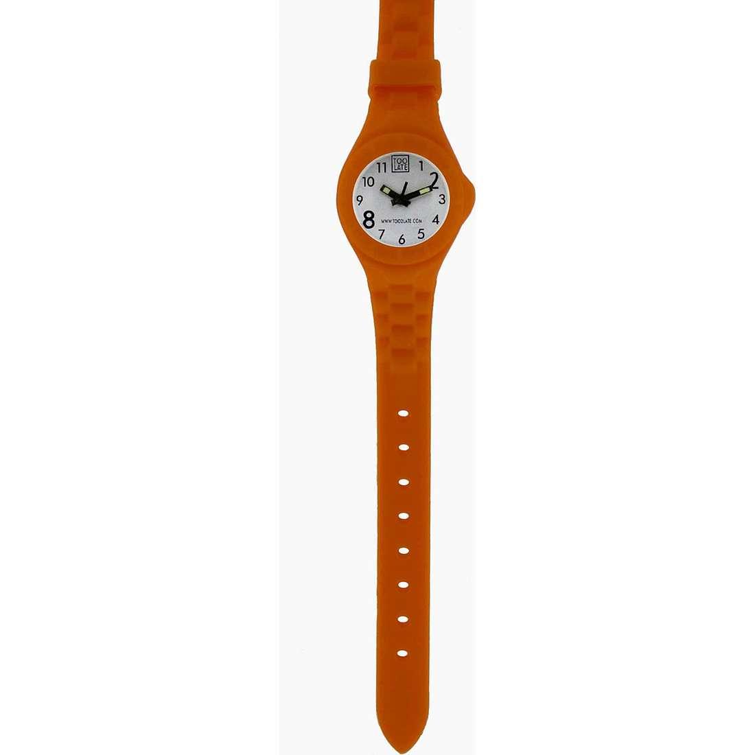 orologio solo tempo unisex Too late Mash-up MS003B