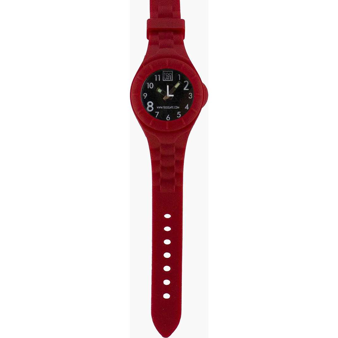 orologio solo tempo unisex Too late Mash-up MS015N