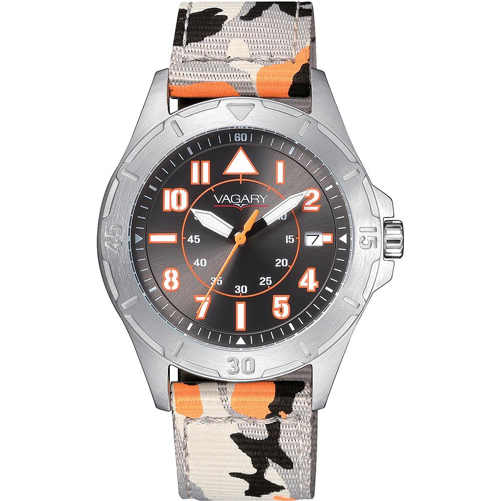 orologio solo tempo unisex Vagary By Citizen Boy IH5-210-60