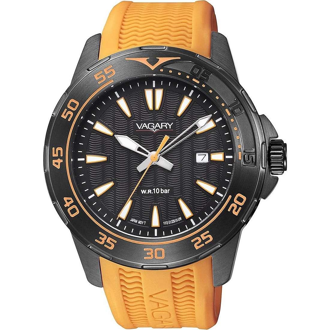 orologio solo tempo unisex Vagary By Citizen IB5-942-50
