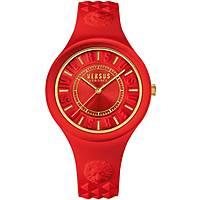 orologio solo tempo unisex Versus Fire Island SOQ100016