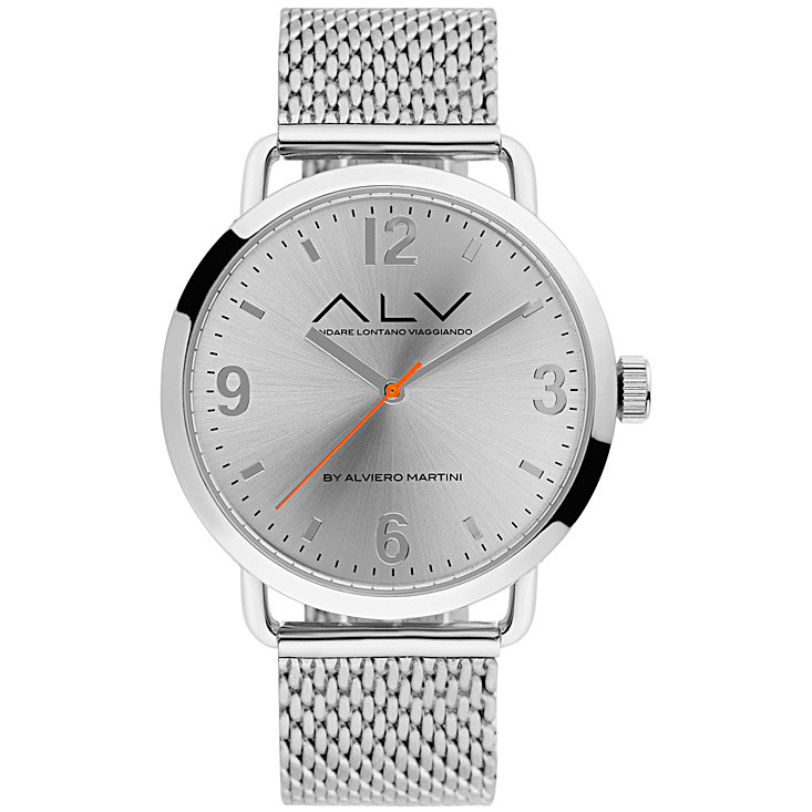 grande vendita rapporto qualità-prezzo selezione mondiale di orologio solo tempo uomo ALV Alviero Martini ALV0069