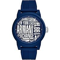 orologio solo tempo uomo Armani Exchange Atlc AX1444