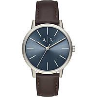 orologio solo tempo uomo Armani Exchange Cayde AX2704