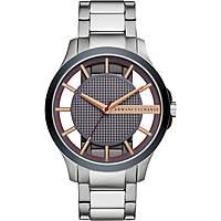 orologio solo tempo uomo Armani Exchange Hampton AX2405