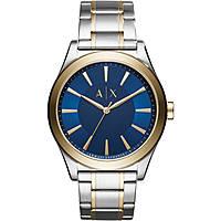 orologio solo tempo uomo Armani Exchange Nico AX2332