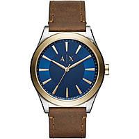 orologio solo tempo uomo Armani Exchange Nico AX2334