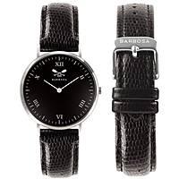 orologio solo tempo uomo Barbosa Basic 01SLNR-18SP175