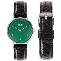 orologio solo tempo uomo Barbosa Basic 01SLVD-18SP175