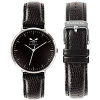 orologio solo tempo uomo Barbosa Basic 02SLNI-18SP175