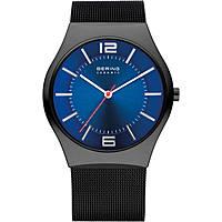 orologio solo tempo uomo Bering Ceramic 32039-447