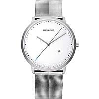 orologio solo tempo uomo Bering Classic 11139-004