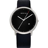 orologio solo tempo uomo Bering Classic 11139-402