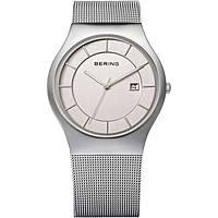 orologio solo tempo uomo Bering Classic 11938-000