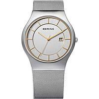 orologio solo tempo uomo Bering Classic 11938-001