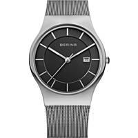 orologio solo tempo uomo Bering Classic 11938-002