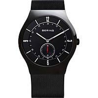 orologio solo tempo uomo Bering Classic 11940-222