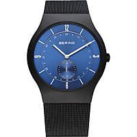 orologio solo tempo uomo Bering Classic 11940-227