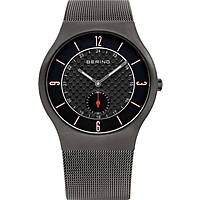 orologio solo tempo uomo Bering Classic 11940-377