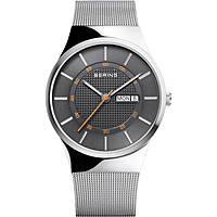 orologio solo tempo uomo Bering Classic 12939-077