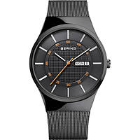 orologio solo tempo uomo Bering Classic 12939-222