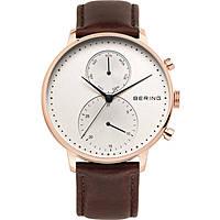 orologio solo tempo uomo Bering Classic 13242-564