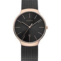 orologio solo tempo uomo Bering Classic 13338-262
