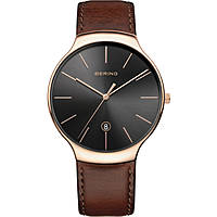orologio solo tempo uomo Bering Classic 13338-562