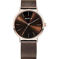 orologio solo tempo uomo Bering Classic 13436-265