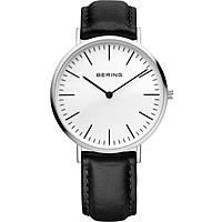 orologio solo tempo uomo Bering Classic 13738-404