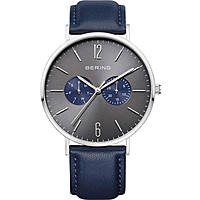 orologio solo tempo uomo Bering Classic 14240-803