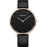 orologio solo tempo uomo Bering Classic 14839-462