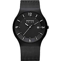 orologio solo tempo uomo Bering Solar 14440-222