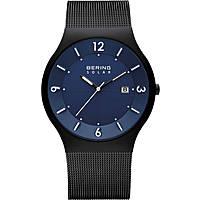 orologio solo tempo uomo Bering Solar 14440-227