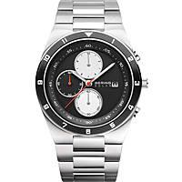 orologio solo tempo uomo Bering Solar 34440-702