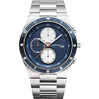 orologio solo tempo uomo Bering Solar 34440-708