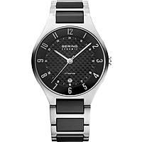 orologio solo tempo uomo Bering Titanium 11739-702