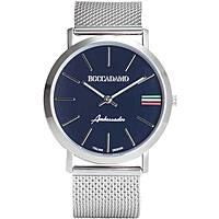 orologio solo tempo uomo Boccadamo Ambassador AM001