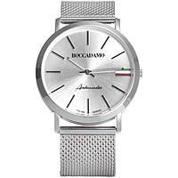 orologio solo tempo uomo Boccadamo Ambassador AM002
