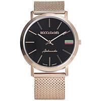 orologio solo tempo uomo Boccadamo Ambassador AM007
