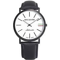 orologio solo tempo uomo Boccadamo Ambassador AM012