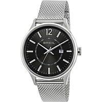 orologio solo tempo uomo Breil Contempo TW1647