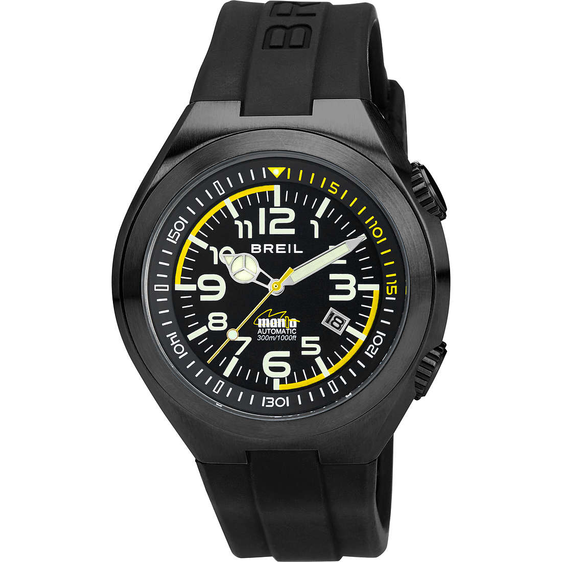 orologio solo tempo uomo Breil Manta Pro Diver TW1434