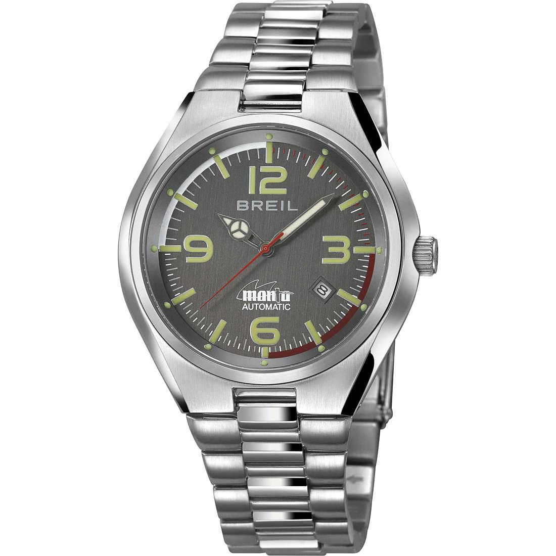 orologio solo tempo uomo Breil Manta Professional TW1358