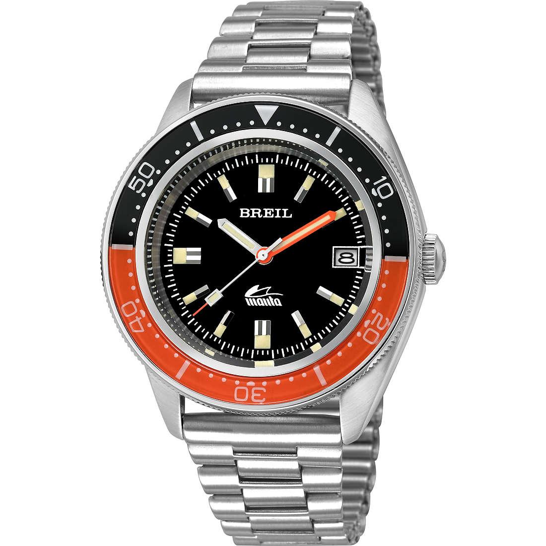 orologio solo tempo uomo Breil Manta Vintage TW1272