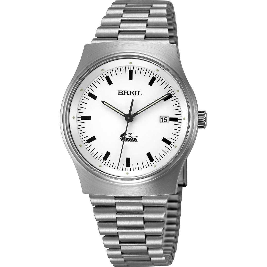 orologio solo tempo uomo Breil Manta Vintage TW1341
