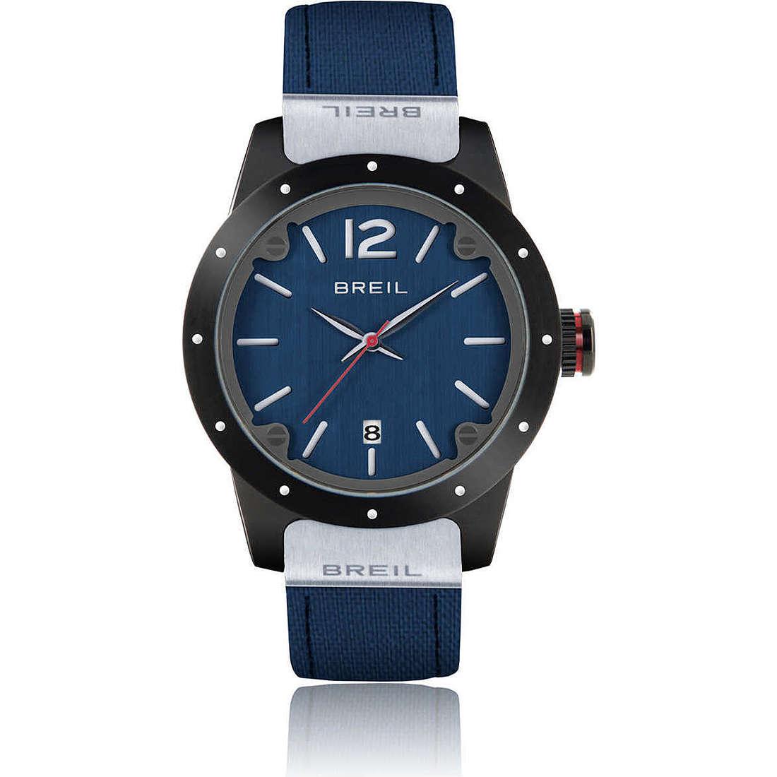 orologio solo tempo uomo Breil Mud TW1199