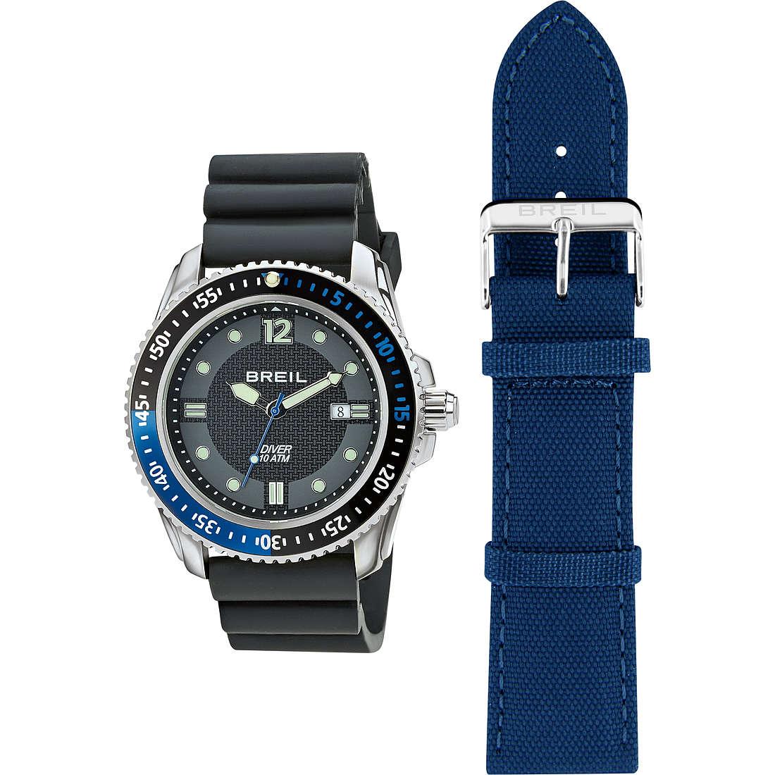 orologio solo tempo uomo Breil Oceano TW1423
